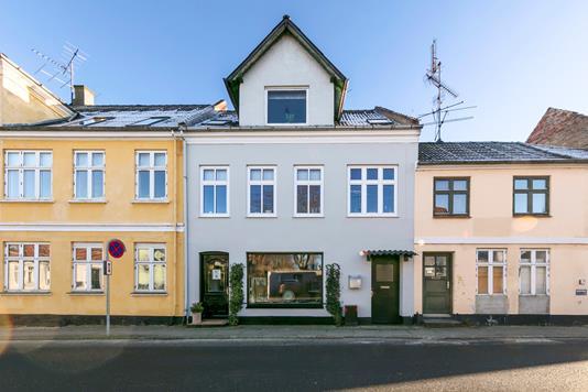 Villa på Nørrebro i Rudkøbing - Udendørs