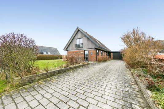Villa på Strandvænge i Bagenkop - Udendørs