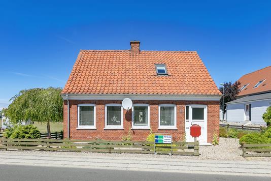 Villa på Østergade i Bagenkop - Ejendommen