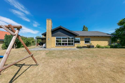 Villa på Æblevænget i Rudkøbing - Udendørs