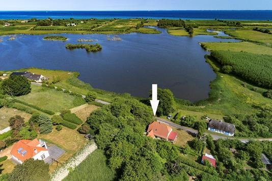 Villa på Gammel Skolevej i Tranekær - Ejendommen