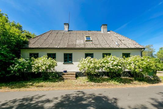 Villa på Tressebøllevej i Tranekær - Ejendommen