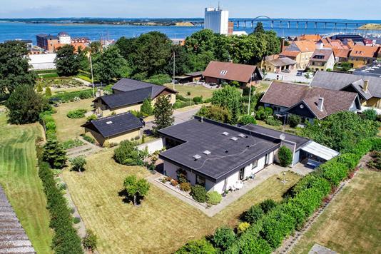 Villa på Møllevænget i Rudkøbing - Ejendommen