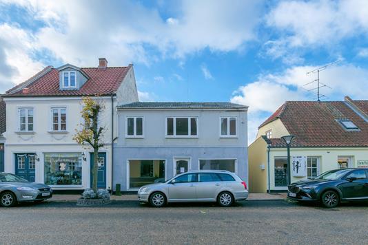 Villa på Østergade i Rudkøbing - Udendørs
