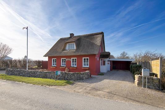 Villa på Harnbjergvej i Humble - Udendørs