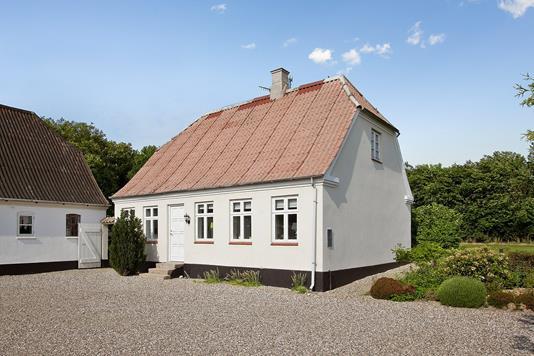 Villa på Snaremosevej i Rudkøbing - Ejendommen