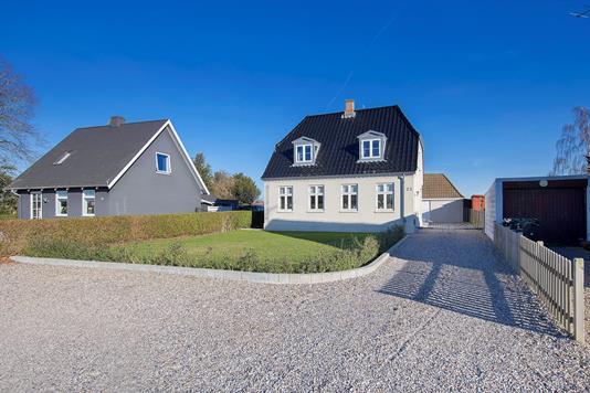 Villa på Longelsevej i Rudkøbing - Udendørs