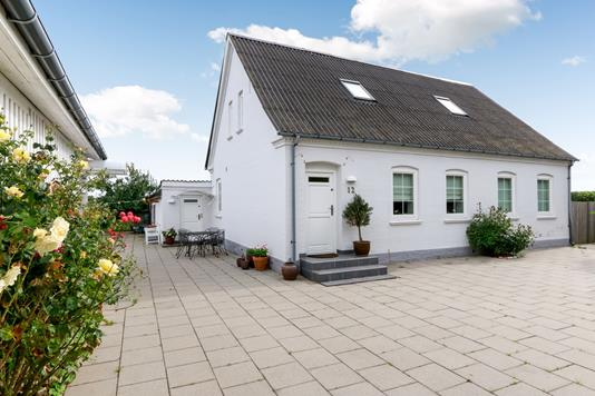 Villa på Fæbækvej i Tranekær - Udendørs