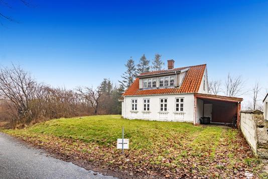 Villa på Kirkeby i Bagenkop - Udendørs