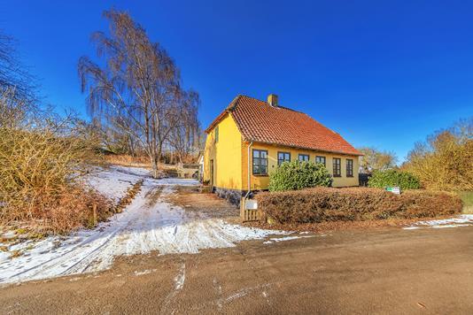 Villa på Stengadevej i Tranekær - Udendørs