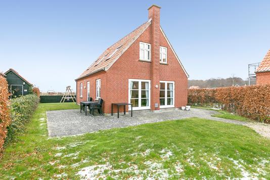 Villa på Smedegade i Tranekær - Ejendommen