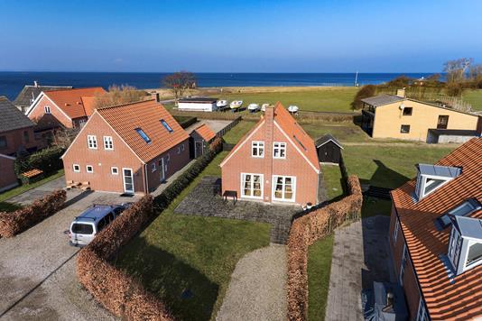 Villa på Smedegade i Tranekær - Udsigt