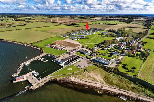 Fritidsbolig på Dageløkke Marina i Tranekær - Andet