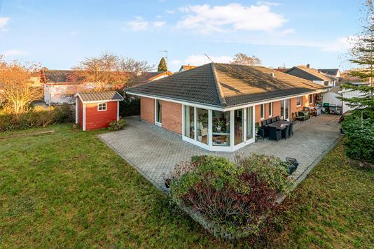 Villa på Hesselvigvej i Kastrup - Ejendom 1