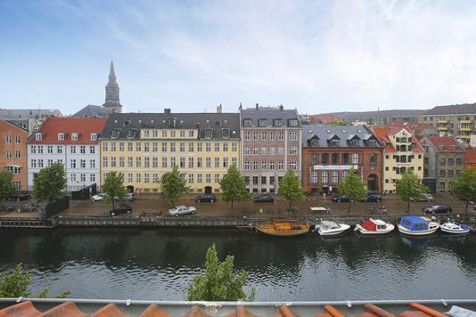 Andelsbolig på Overgaden Oven Vandet i København K - Andet