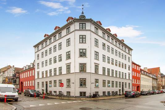 Ejerlejlighed på Wildersgade i København K - Ejendommen