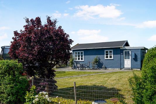 Sommerhus på Hf. Dahlia i Hvidovre - Ejendom 1
