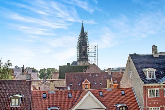 Ejerlejlighed på Torvegade i København K - Udsigt