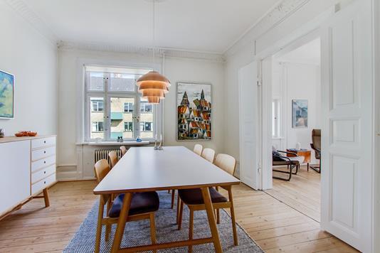 Ejerlejlighed på Torvegade i København K - Alrum