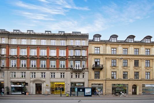 Ejerlejlighed på Frederiksborggade i København K - Ejendommen