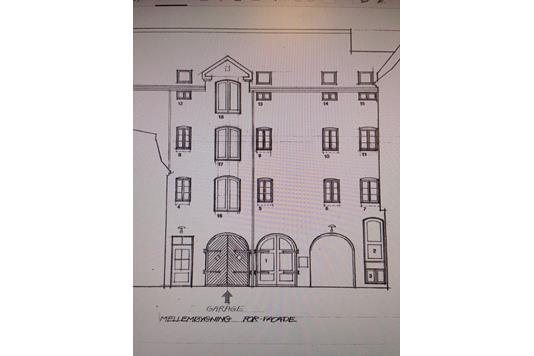 Ejerlejlighed på Strandgade i København K - Andet