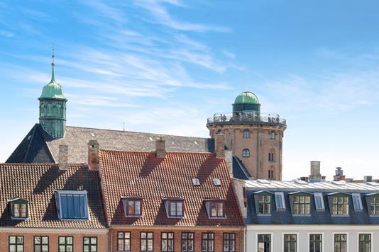 Ejerlejlighed på Hauser Plads i København K - Udsigt