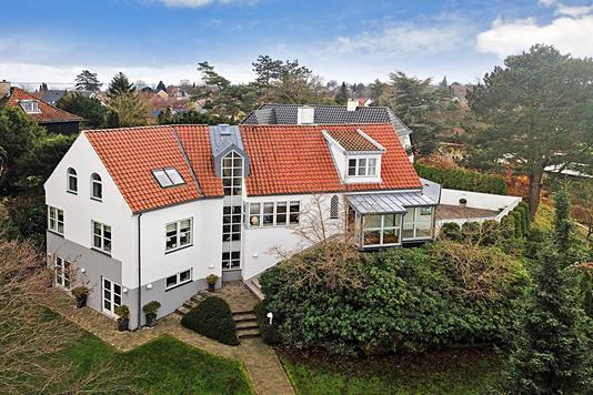 Villa på Emiliekildevej i Klampenborg - Andet