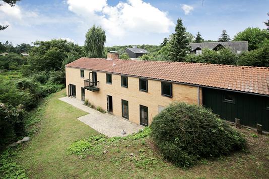 Villa på Soløsevej i Gentofte - Ejendommen