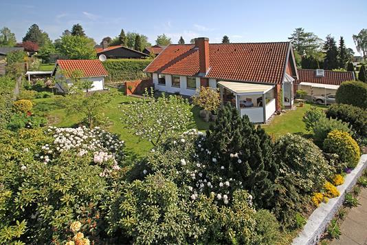 Villa på Solbakkevej i Gentofte - Ejendommen