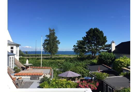 Villa på Strandvejen i Charlottenlund - Andet