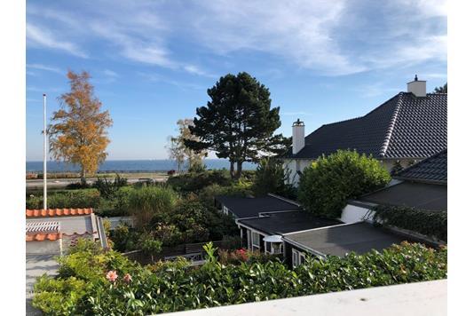 Villa på Strandvejen i Charlottenlund - Udsigt