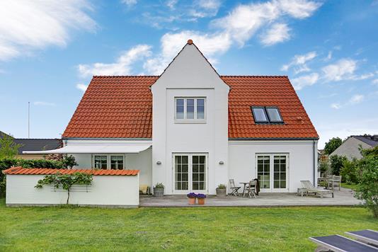 Villa på Jagtvænget i Charlottenlund - Ejendommen
