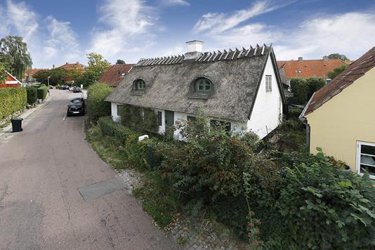 Villa på Gammel Lundtoftevej i Kongens Lyngby - Ejendommen