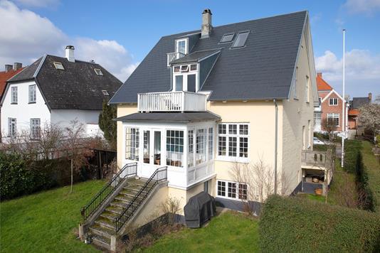 Villa på Ellinorsvej i Charlottenlund - Andet