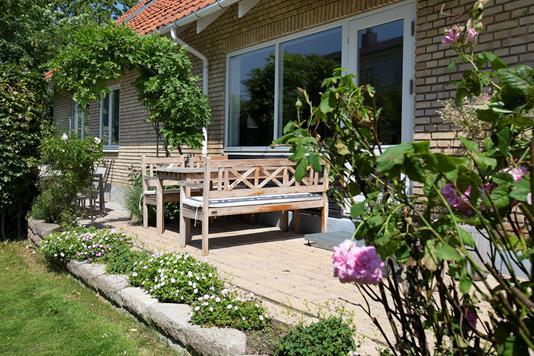Villa på Ordrup Have i Charlottenlund - Andet