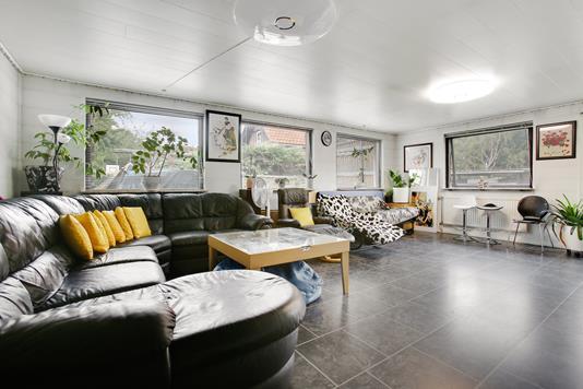 Villa på Orions Alle i Kastrup - Stue