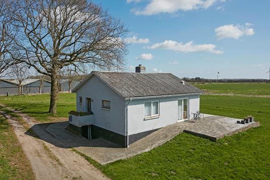 Villa på Skævlundvej i Juelsminde - Mastefoto