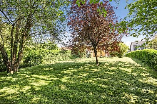 Villa på Bredgade i Juelsminde - Have