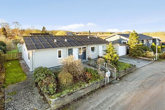 Villa på Pilevangen i Hornsyld - Mastefoto