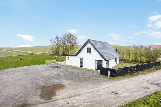 Villa på Gramvej i Hornsyld - Mastefoto