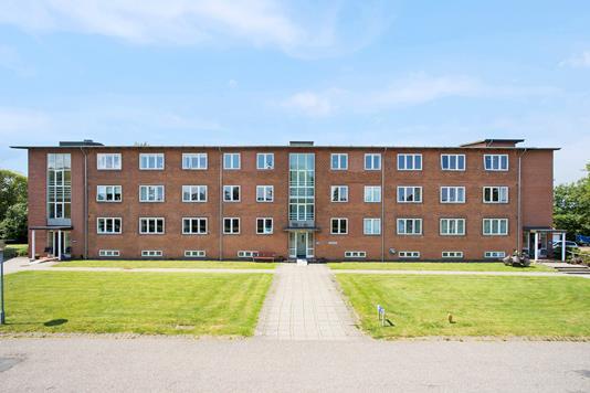 Andelsbolig på Søndergade i Hornsyld - Ejendommen