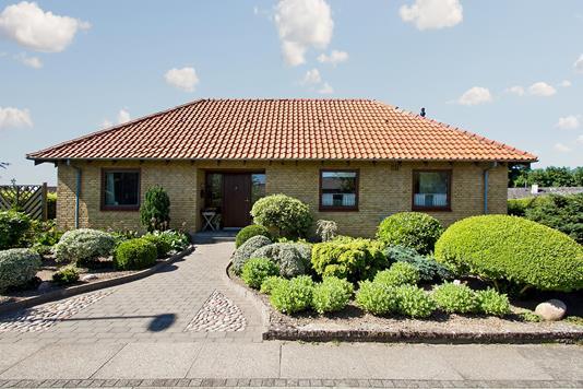 Villa på Bøgevej i Hornsyld - Ejendommen