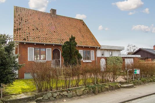 Villa på Møllevej i Hornsyld - Ejendommen