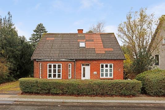 Villa på Nørregade i Hornsyld - Ejendommen