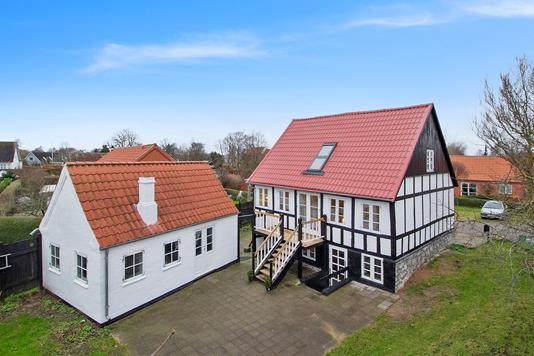 Villa på Bysmedevej i Tilst - Ejendommen