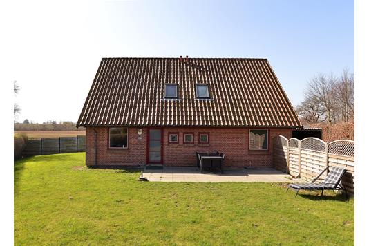 Villa på Gammel Viborgvej i Sabro - Ejendommen