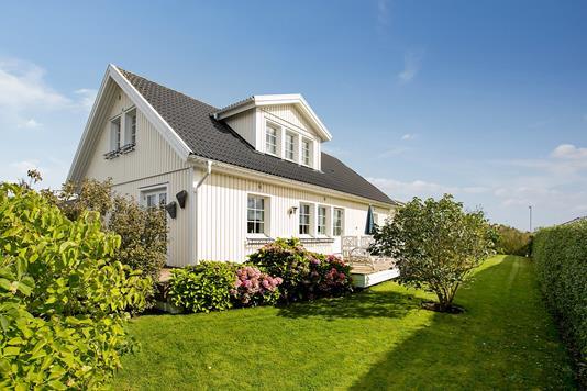 Villa på Østerløkken i Tilst - Ejendommen