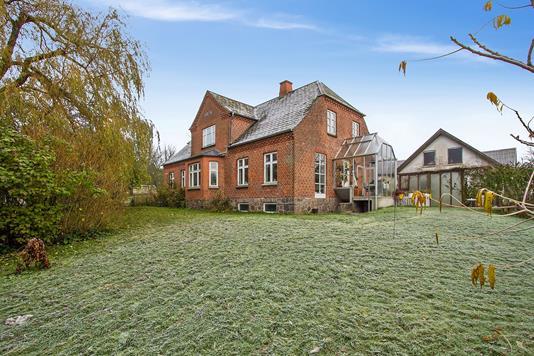 Villa på True Byvej i Tilst - Ejendommen