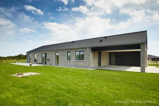 Villa på Hjertegræsbakken i Randers NØ - Andet