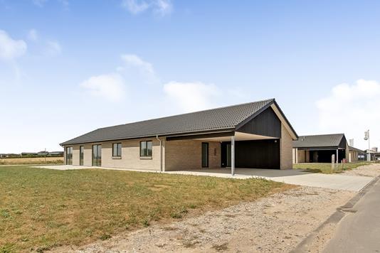 Villa på Hjertegræsbakken i Randers NØ - Ejendommen
